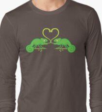 Chameleons Sticky Love Long Sleeve T-Shirt