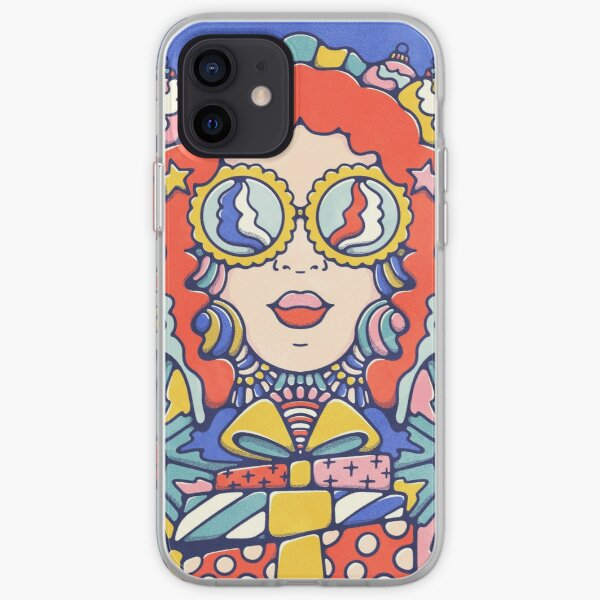 Groovy Kind of Christmas Baby iPhone Soft Case