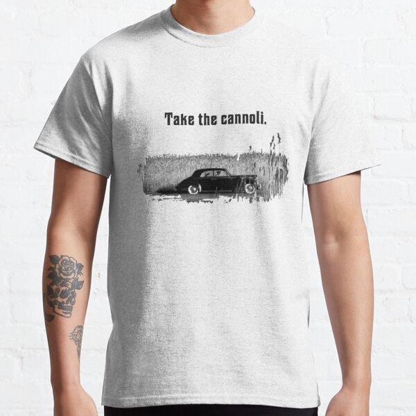 Toma el cannoli Camiseta clásica