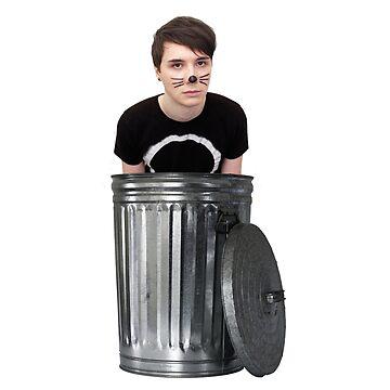dan is trash by AmazingAngela