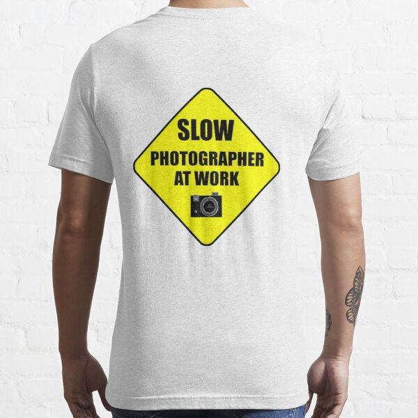 slow photographer Essential T-Shirt