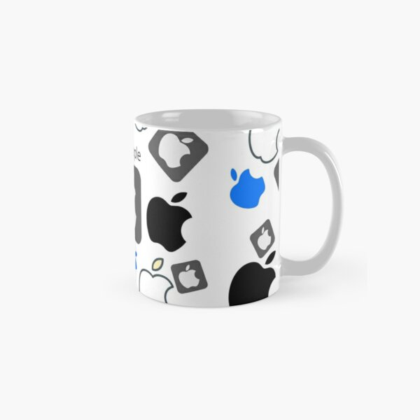 Apple Logo Classic Mug