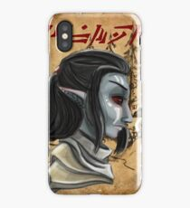 Dunmer iPhone Case