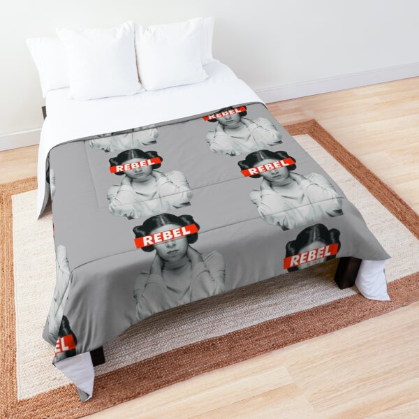 rebel princess Comforter