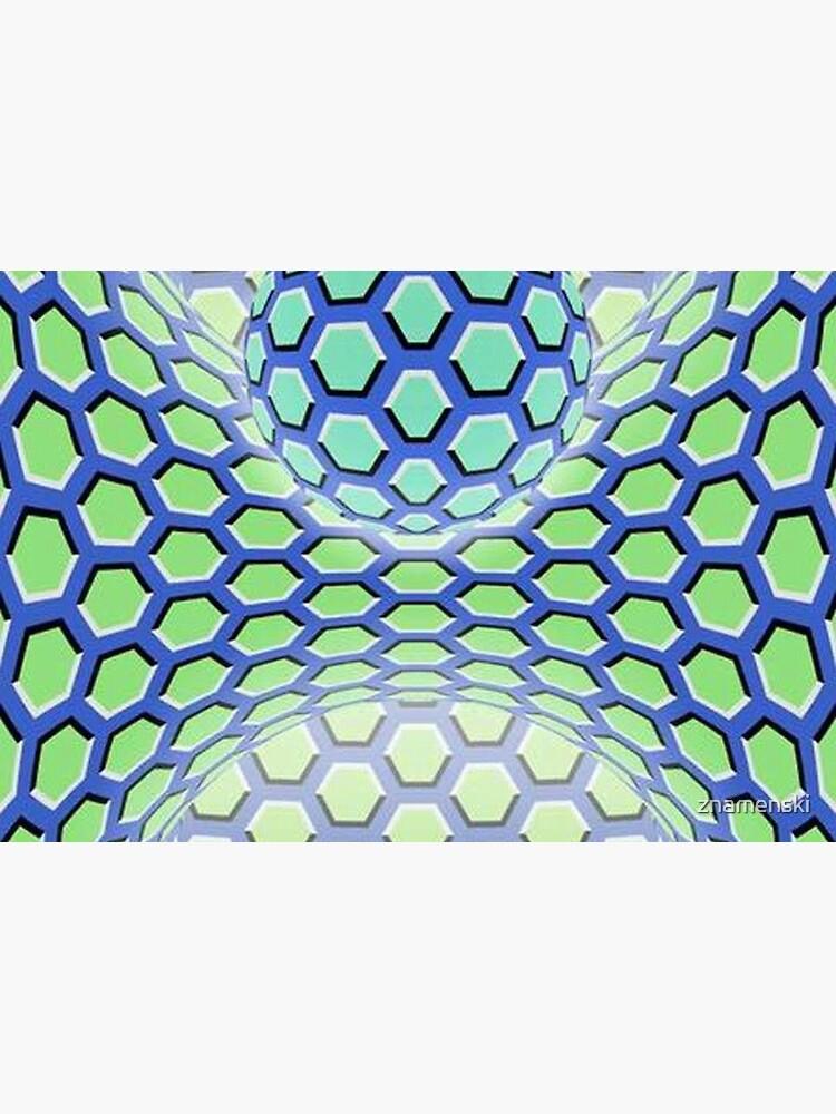 Visual Motion Illusion by znamenski