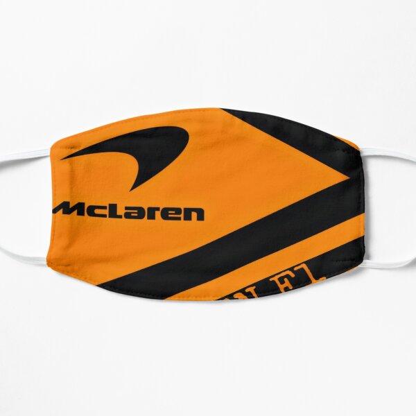 Création du logo McLaren F1 Masque sans plis