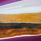 Kati Thanda-Lake Eyre Series- Pastel 3 by Peter Carroll