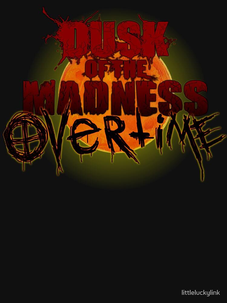Dusk of the Madness: Overtime LOGO by littleluckylink