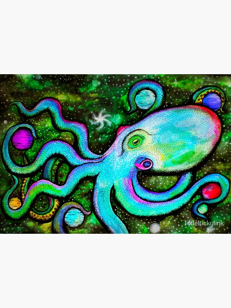 The Octo-Cosmic Hunter by littleluckylink