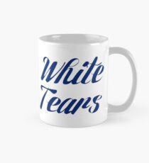 White Tears for Breakfast Mug