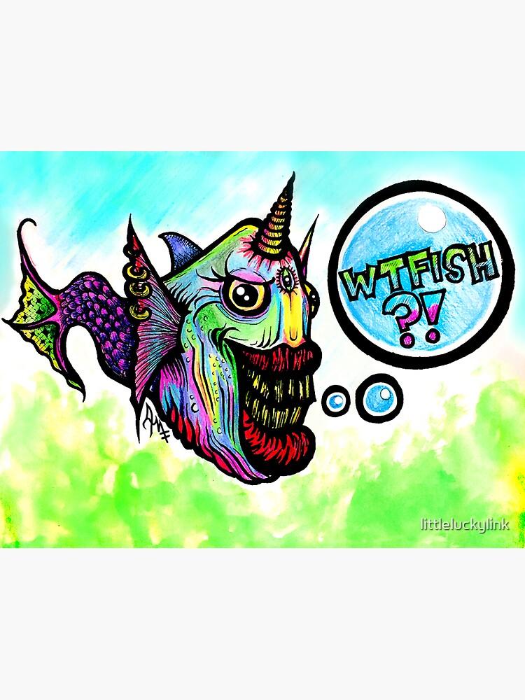 WTFISH?! by littleluckylink