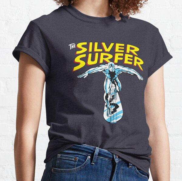 Classic Silver Surfer Classic T-Shirt