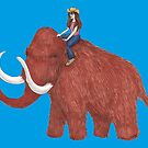 Millie and the Mammoth by Tabita Harvey