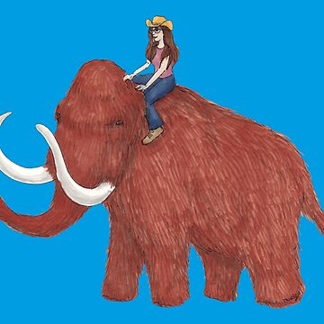 Millie and the Mammoth by Tabita