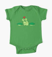 Naked Turtles Making Love Kids Clothes