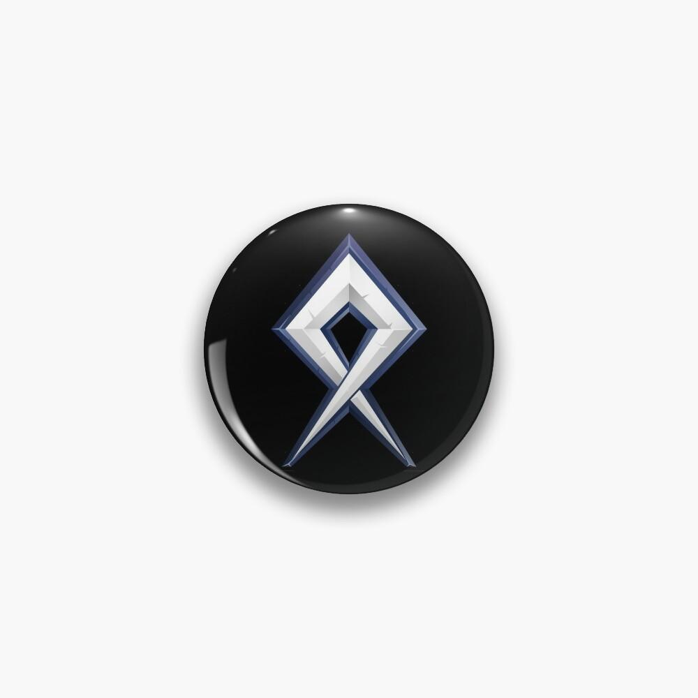 BDcraft Rune Pin