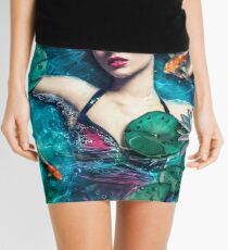 The Water Nymph Mini Skirt