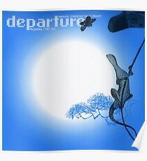 Nujabes and Fat Jon - Departure Poster