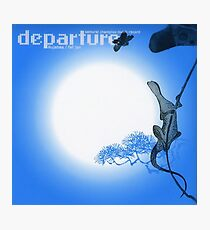 Nujabes and Fat Jon - Departure Photographic Print