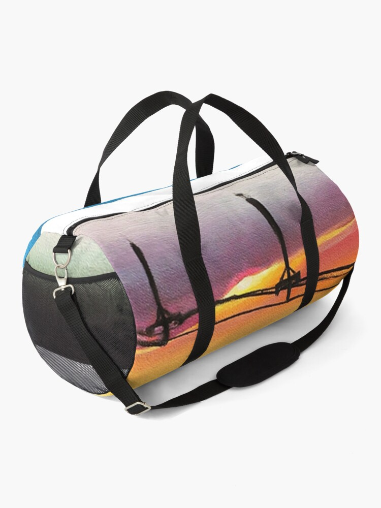 Alternate view of A Way Out Through the Fog Duffle Bag
