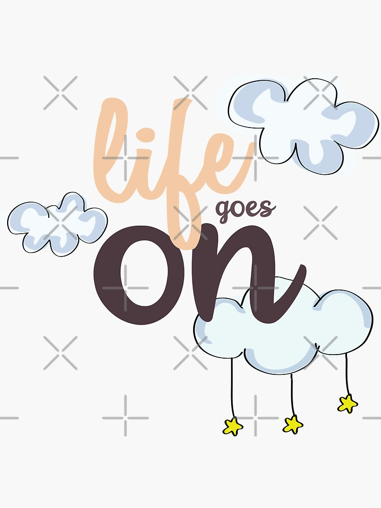 Life Goes On BTS BE album by chanzds