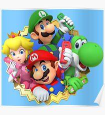 Mario party 10 Poster