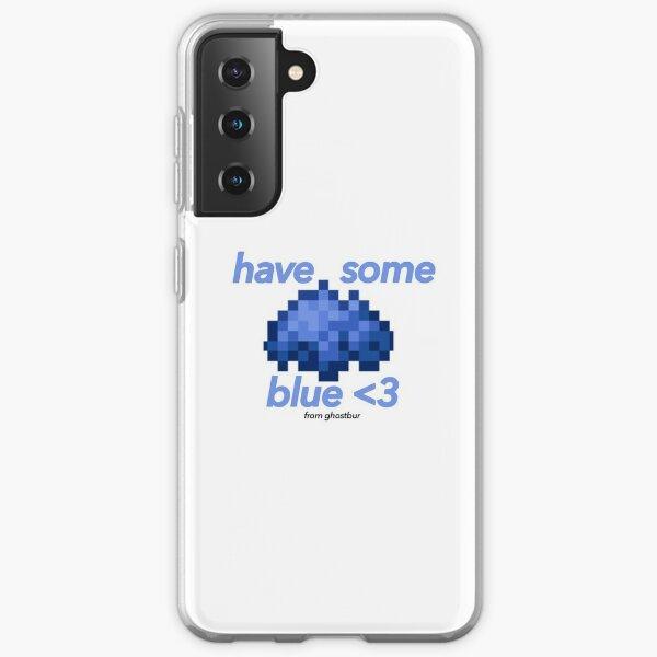 Have some blue wilbursoot dreamsmp Samsung Galaxy Soft Case