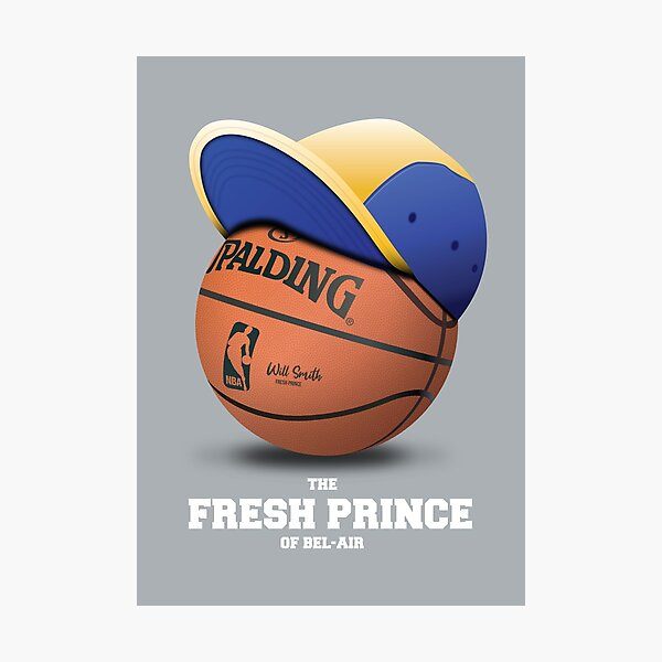 The Fresh Prince of Bel-Air poster Photographic Print