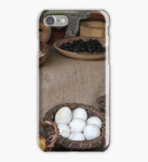 old shop in the hut iPhone Case/Skin