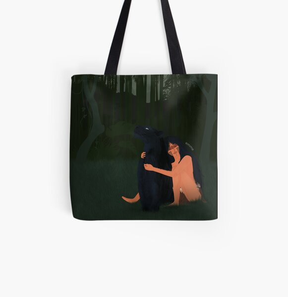 Protecting the environment - Jungle All Over Print Tote Bag