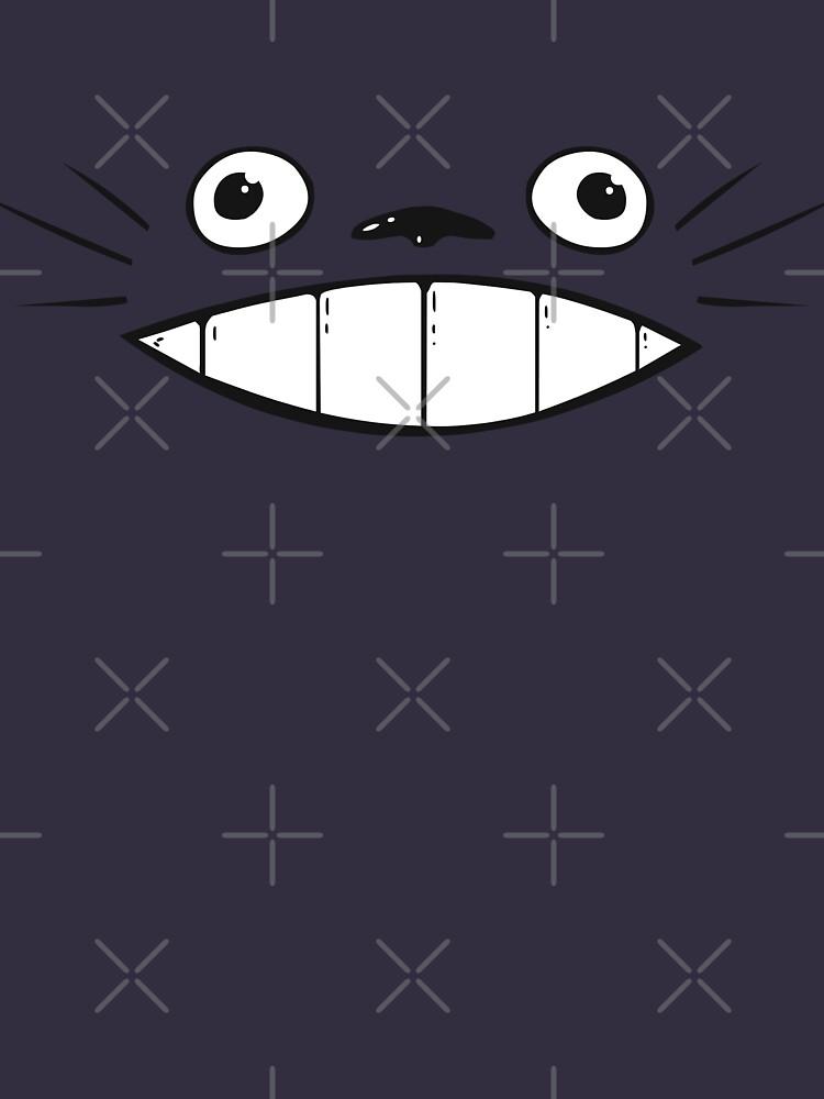 Totoro Lächeln von archanor