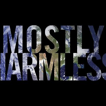 Mostly Harmless by meapineapple
