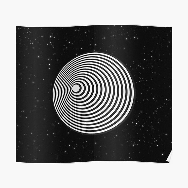 Twilight Zone Tunnel Poster