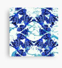 Mandala Fish Water Canvas Print