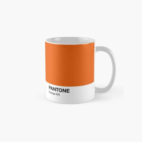 Taza Pantone Orange 021 Taza clásica