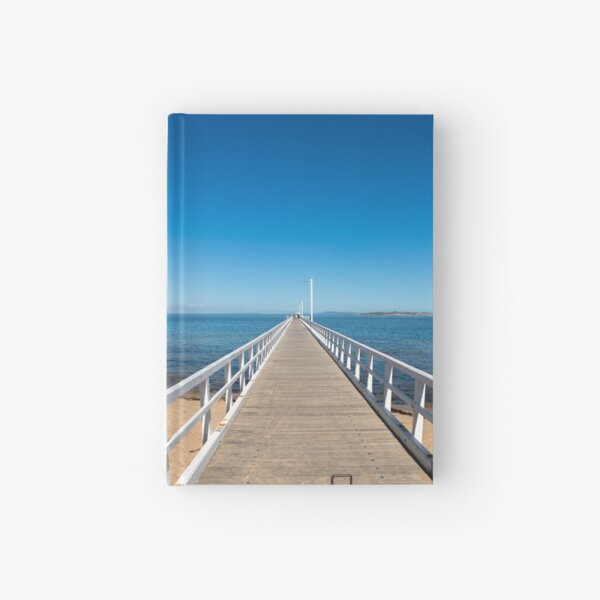Point Lonsdale Pier Hardcover Journal
