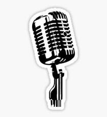 mic Sticker