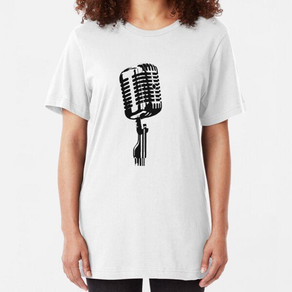 mic Slim Fit T-Shirt