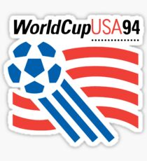 World Cup 94 USA Sticker