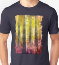 Abstract Print 18 / trees Unisex T-Shirt