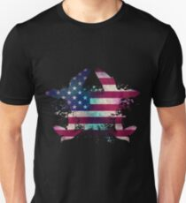American Freedom Love Unisex T-Shirt