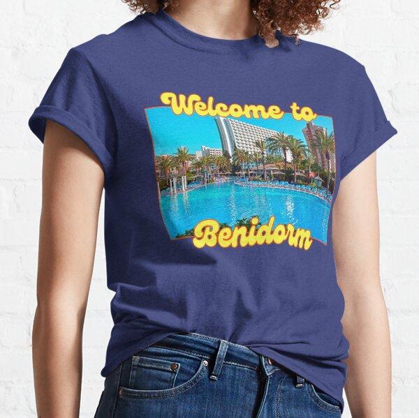 Bienvenidos a Benidorm Camiseta clásica