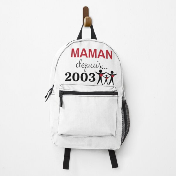 MOTHER since ... 2003 Backpack