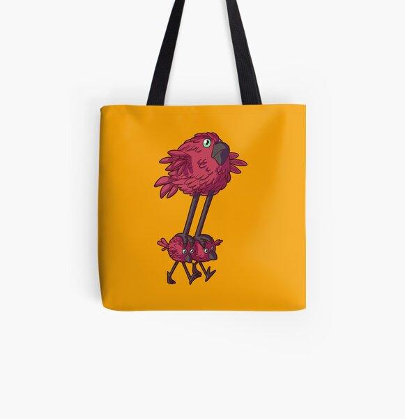 Phoenix Strider - PureClassics All Over Print Tote Bag