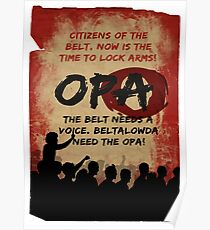 opa poster Poster