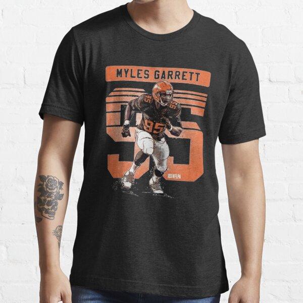 Myles Garrett 95 for Cleveland Browns fans Essential T-Shirt