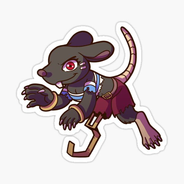 Pirat - DungeonDelvers Sticker
