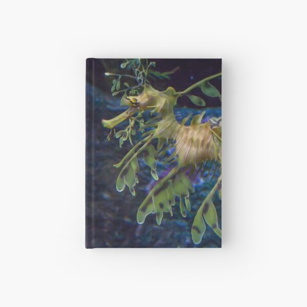 Floating beauty Hardcover Journal