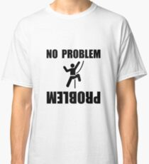 Climbing Problem Classic T-Shirt