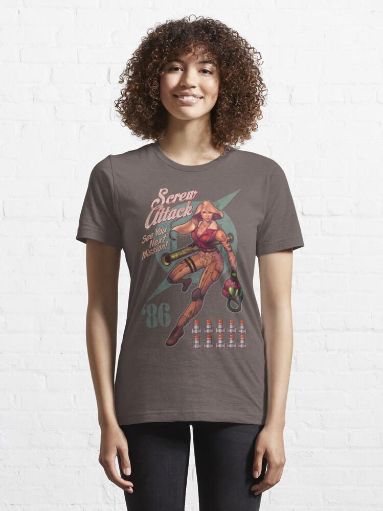 Alternate view of Varia Bombshell Essential T-Shirt
